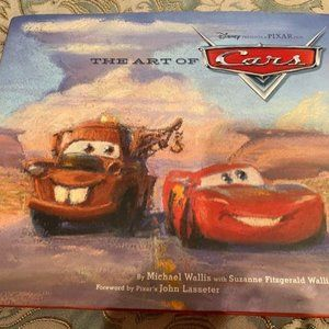 Disney Accents - Disney - The Art of Cars (2006)